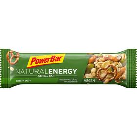 PowerBar Natural Energy Cereal Bar Box 24x40g Süß & Salzig